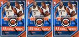 2016/17 Panini Complete Basketball 11-Pack Box (Lot of 3)