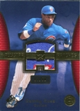 2004 SP Game Used Patch All-Star #SS Sammy Sosa 3/50