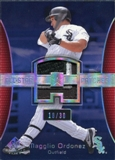 2004 SP Game Used Patch All-Star #MO Magglio Ordonez 18/30