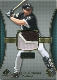 2004 SP Game Used Patch Premium #MO Magglio Ordonez 46/50