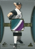 2004 SP Game Used Patch Premium #RJ Randy Johnson Diamondbacks 15/50
