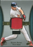 2004 SP Game Used Patch Premium #SR Scott Rolen 30/50