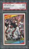 1984 Topps Football #229 Walter Payton Instant Replay PSA 9 (MINT)