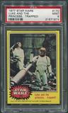 1977 Star Wars #170 Luke And The Princess...Trapped! PSA 9 (MINT)