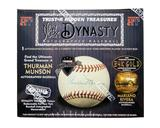 2017 TriStar New York Dynasty Baseball Hobby Box