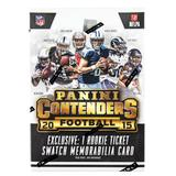 2015 Panini Contenders Football 5-Pack Box
