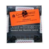 Game Of Thrones Season Six Trading Cards Archive Box (Rittenhouse 2017)