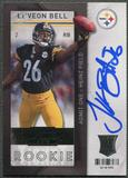 2013 Panini Contenders #221 Le'Veon Bell Rookie Auto