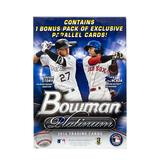 2016 Bowman Platinum Baseball 8-Pack Box