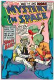 Mystery In Space  #101  NM-