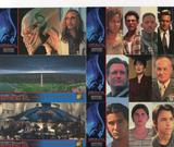 Topps Widevision Independence Day Complete Set of 72 Cards