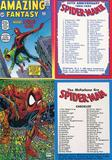Comic Images Amazing Spider-Man 30th Anniversary and McFarlane Era Complete Card Sets
