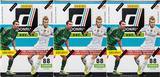 2016/17 Panini Donruss Soccer 11-Pack Box (Lot of 3)