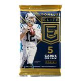 2017 Panini Donruss Elite Football Hobby Pack