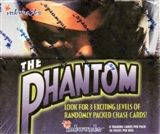 Phantom The Movie Hobby Box (1996 Inkworks)