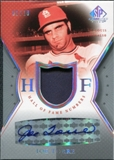 2004 Upper Deck SP Game Used Patch HOF Numbers Autograph Cardinals #JT Joe Torre 03/10