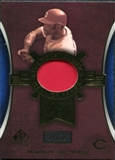 2004 SP Game Used Patch Legendary Fabrics #JM Joe Morgan Reds 14/50