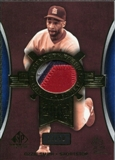 2004 SP Game Used Patch Legendary Fabrics #OS Ozzie Smith 13/50