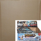 WizKids Pirates of the Revolution Booster Box w/Clear Ship Display