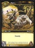 WoW Azeroth Single Fury (HoA-038) NM/MT