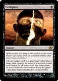 Magic the Gathering Planar Chaos Single Extirpate UNPLAYED (NM/MT)