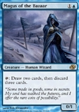 Magic the Gathering Planar Chaos Single Magus of the Bazaar UNPLAYED (NM/MT)