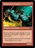 Magic the Gathering Planar Chaos Single Simian Spirit Guide Foil