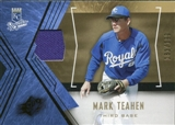 2005 Upper Deck SPx Jersey #80 Mark Teahen /199