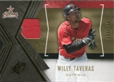 2005 Upper Deck SPx Jersey #94 Willy Taveras /199