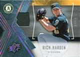 2005 Upper Deck SPx Jersey Spectrum #87 Rich Harden /99
