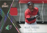2005 Upper Deck SPx Jersey Spectrum #94 Willy Taveras /99