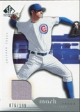 2005 Upper Deck SP Authentic Jersey #65 Mark Prior /199