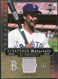 2005 Upper Deck UD Portraits Scrapbook Materials #JR Jim Rice Jersey