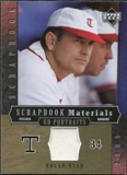 2005 Upper Deck UD Portraits Scrapbook Materials #NR Nolan Ryan Pants