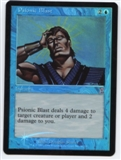 Magic the Gathering Time Spiral Single Psionic Blast Foil
