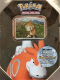 2007 Pokemon Spring Chimchar Gift Tin