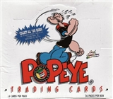 Popeye Hobby Box (1995 Card Creations)