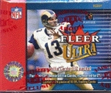 2002 Fleer Ultra Football Hobby Box