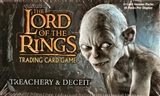 Decipher Lord of the Rings Treachery and Deceit Booster Box