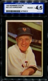 1953 Bowman Color Baseball #55 Leo Durocher ISA 4.5 (VG-EX+) *0610