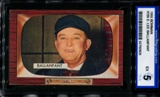 1955 Bowman Baseball #295 Lee Ballanfant ISA 5 (EX) *0625