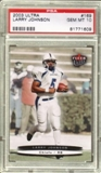 2003 Fleer Ultra #169 Larry Johnson RC Rookie PSA 10 Gem Mint