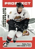 2006/07 ITG Heroes & Prospects Update #176 Bobby Ryan 10 Card Lot
