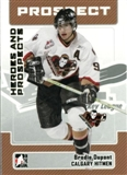 2006/07 ITG Heroes & Prospects Update #179 Brodie Dupont 10 Card Lot