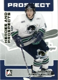 2006/07 ITG Heroes & Prospects Update #183 James Neal 10 Card Lot