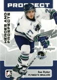2006/07 ITG Heroes & Prospects Update #190 Dan Ryder 10 Card Lot