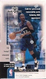2002/03 Upper Deck MVP Basketball Hobby Box