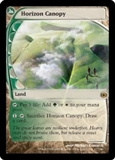 Magic the Gathering Future Sight Single Horizon Canopy Foil
