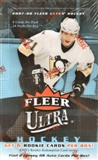 2007/08 Fleer Ultra Hockey Hobby Box
