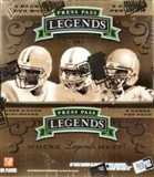 2007 Press Pass Legends Football Hobby Box